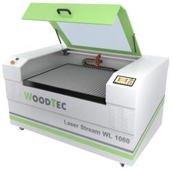 WoodTec LaserStream WL 1060 Лазерно-гравировальный станок с ЧПУ Woodtec Лазерно-гравировальные Для производства мебели