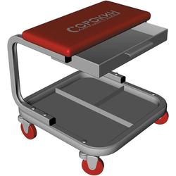 Сорокин 24.166 Сиденье ремонтное прямоугольное с ящиком Сорокин Мебель металлическая Сервисное оборудование