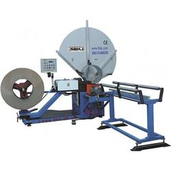 SBTF – 1500С Станок для производства спирально-навивных воздуховодов SBKJ Автоматические линии Станки для воздуховодов