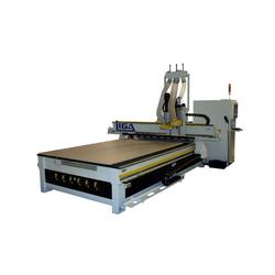 LIGA NH-A-2030BP Фрезерный станок с ЧПУ с автоматической сменой иструмента Liga Фрезерные станки с ЧПУ Для производства мебели
