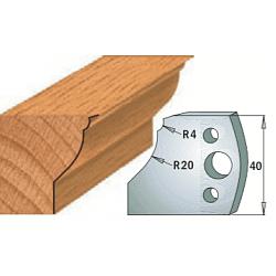 Комплекты ножей и ограничителей серии 690/691 #109 CMT Ножи и ограничители для фрез 40 мм Ножи