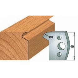 Комплекты ножей и ограничителей серии 690/691 #116 CMT Ножи и ограничители для фрез 40 мм Ножи